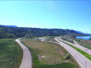 Main Photo: LOT A E DALLAS DRIVE in : Dallas Land Only for sale (Kamloops)  : MLS® # 138550