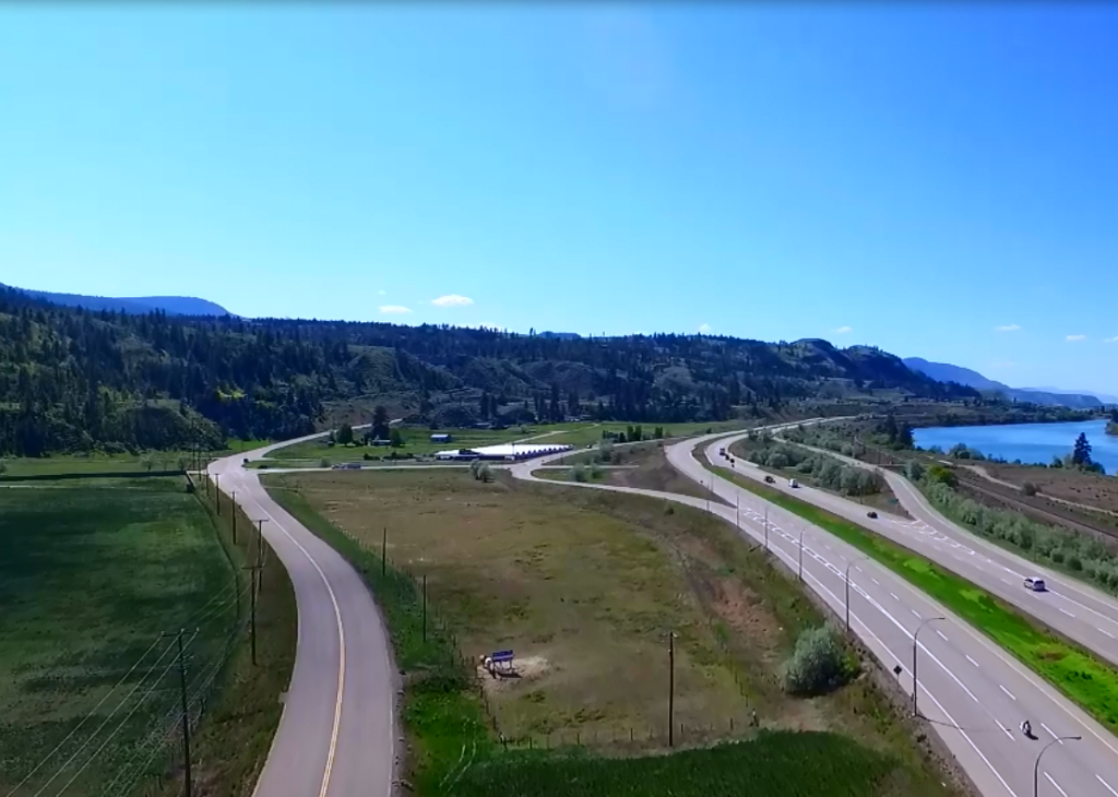 Main Photo: LOT A E DALLAS DRIVE in : Dallas Land Only for sale (Kamloops)  : MLS(r) # 138550