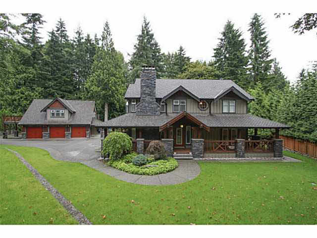 Main Photo: 4444 212TH STREET in : Brookswood Langley House for sale : MLS®# F1418690