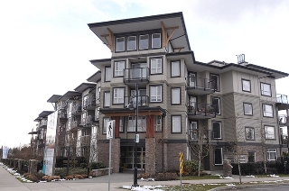 "Main Photo: 305 12075 EDGE Street in Maple Ridge: East Central Condo for sale in ""EDGE ON EDGE"" : MLS® # R2144452"