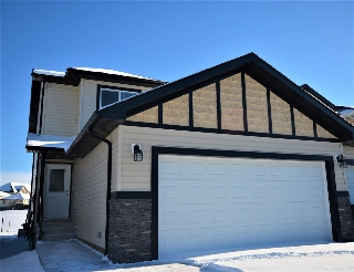 Main Photo: 157 Spruce Gardens Crescent: Spruce Grove House Half Duplex for sale : MLS(r) # E4054843