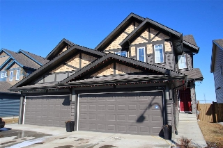 Main Photo: 1324 GRAYDON HILL Way in Edmonton: Zone 55 House Half Duplex for sale : MLS(r) # E4056282