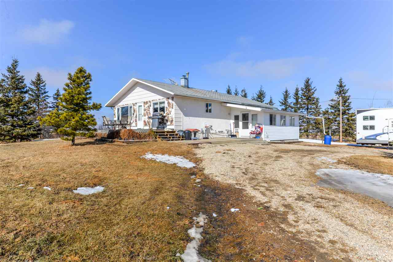 Main Photo: 27324 hwy 18: Rural Westlock County House for sale : MLS(r) # E4056852