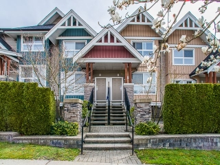 "Main Photo: 7014 MONT ROYAL Square in Vancouver: Champlain Heights Townhouse for sale in ""BRITTANY"" (Vancouver East)  : MLS(r) # R2156570"