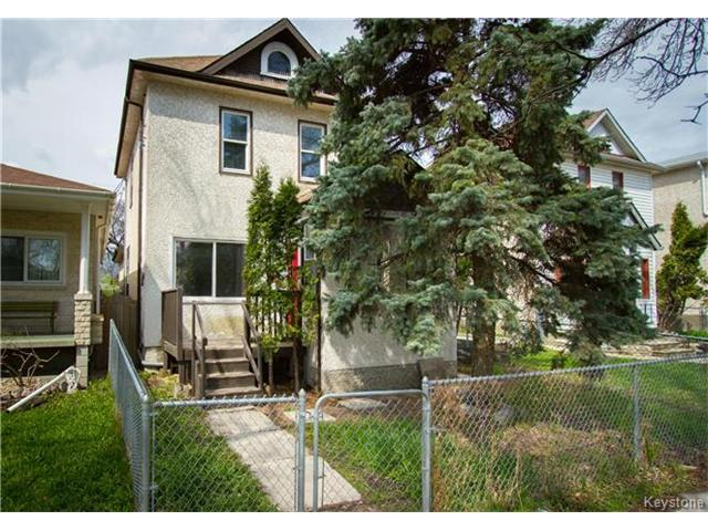 Main Photo: 774 Simcoe Street in Winnipeg: West End Residential for sale (5A)  : MLS® # 1711287