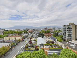 "Main Photo: 814 1445 MARPOLE Avenue in Vancouver: Fairview VW Condo for sale in ""Hycroft Towers"" (Vancouver West)  : MLS(r) # R2165609"