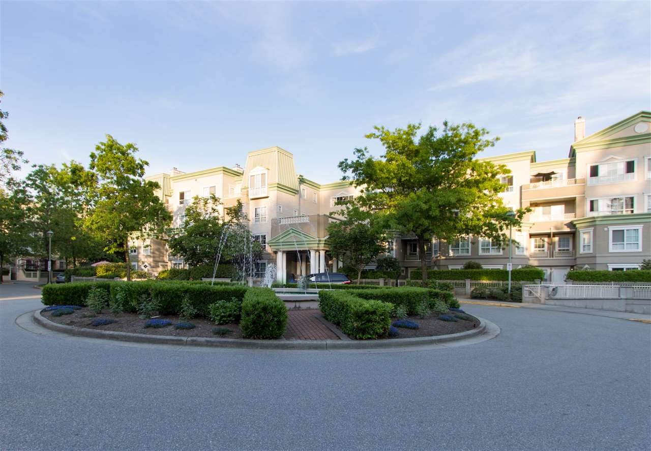 "Main Photo: 438 2980 PRINCESS Crescent in Coquitlam: Canyon Springs Condo for sale in ""MONTCLAIRE"" : MLS®# R2172393"