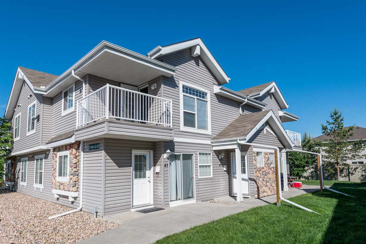 Main Photo: 47 150 Edwards Dr. in Edmonton: Zone 53 Carriage for sale : MLS(r) # E4067913