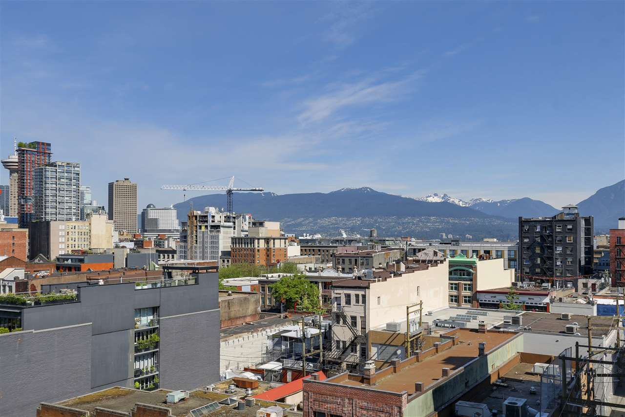 "Photo 12: 1003 188 KEEFER Street in Vancouver: Downtown VE Condo for sale in ""188 KEEFER BY WEST BANK"" (Vancouver East)  : MLS(r) # R2178974"