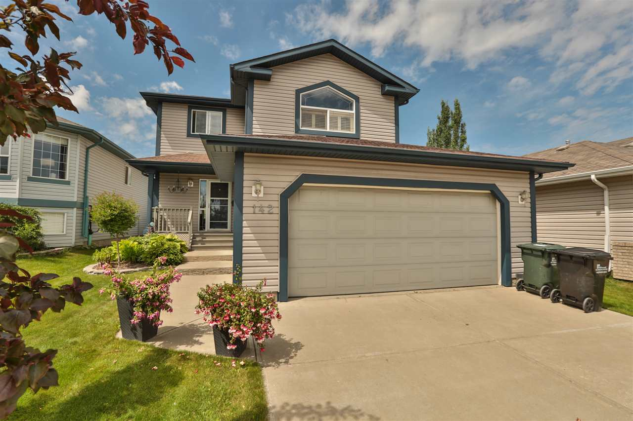 Main Photo: 142 SUNFLOWER Crescent: Sherwood Park House for sale : MLS(r) # E4070114