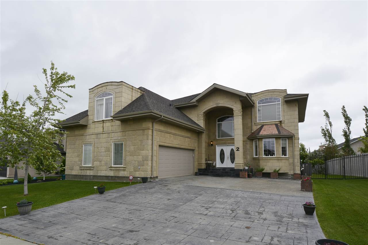 Main Photo: 2 KINGSMOOR Close: St. Albert House for sale : MLS(r) # E4070364