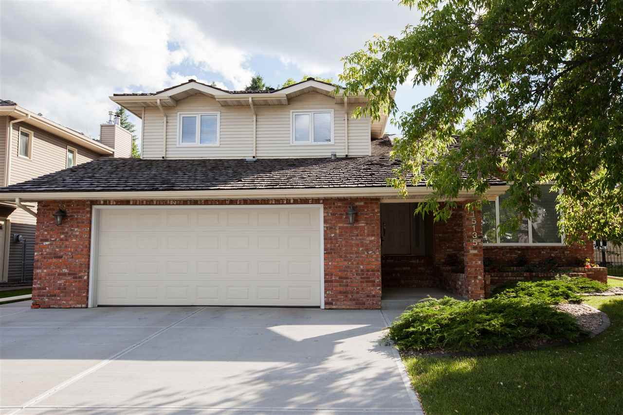 Main Photo: 15135 RAMSAY Crescent in Edmonton: Zone 14 House for sale : MLS(r) # E4071351