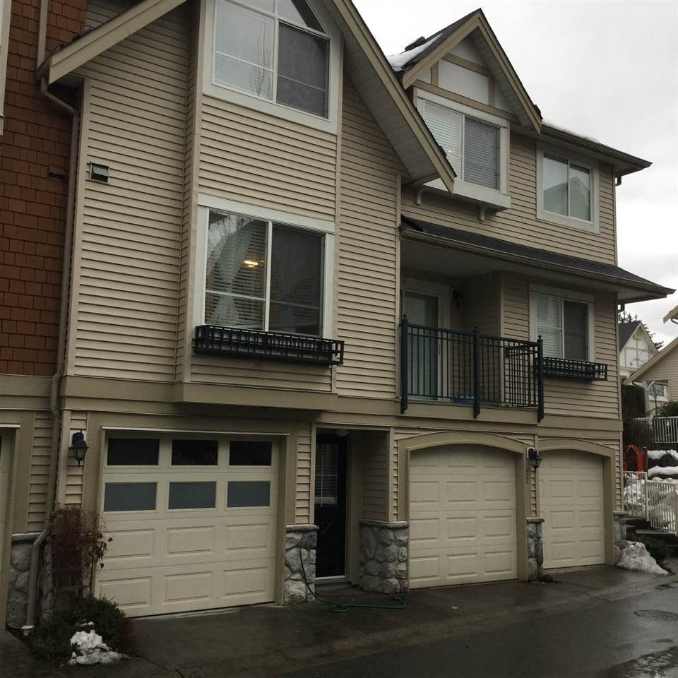 "Main Photo: 23 15488 101A Avenue in Surrey: Guildford Townhouse for sale in ""COBBLEFIELD"" (North Surrey)  : MLS® # R2193729"
