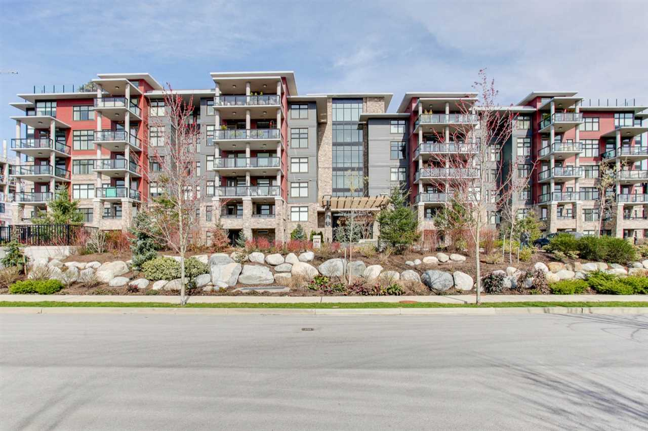 Main Photo: 512 5055 SPRINGS BOULEVARD in Delta: Cliff Drive Condo for sale (Tsawwassen)  : MLS®# R2147611