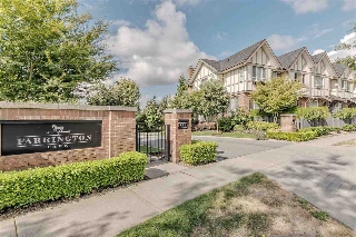 "Main Photo: 19 1338 HAMES Crescent in Coquitlam: Burke Mountain Townhouse for sale in ""Farrington Park"" : MLS® # R2202437"
