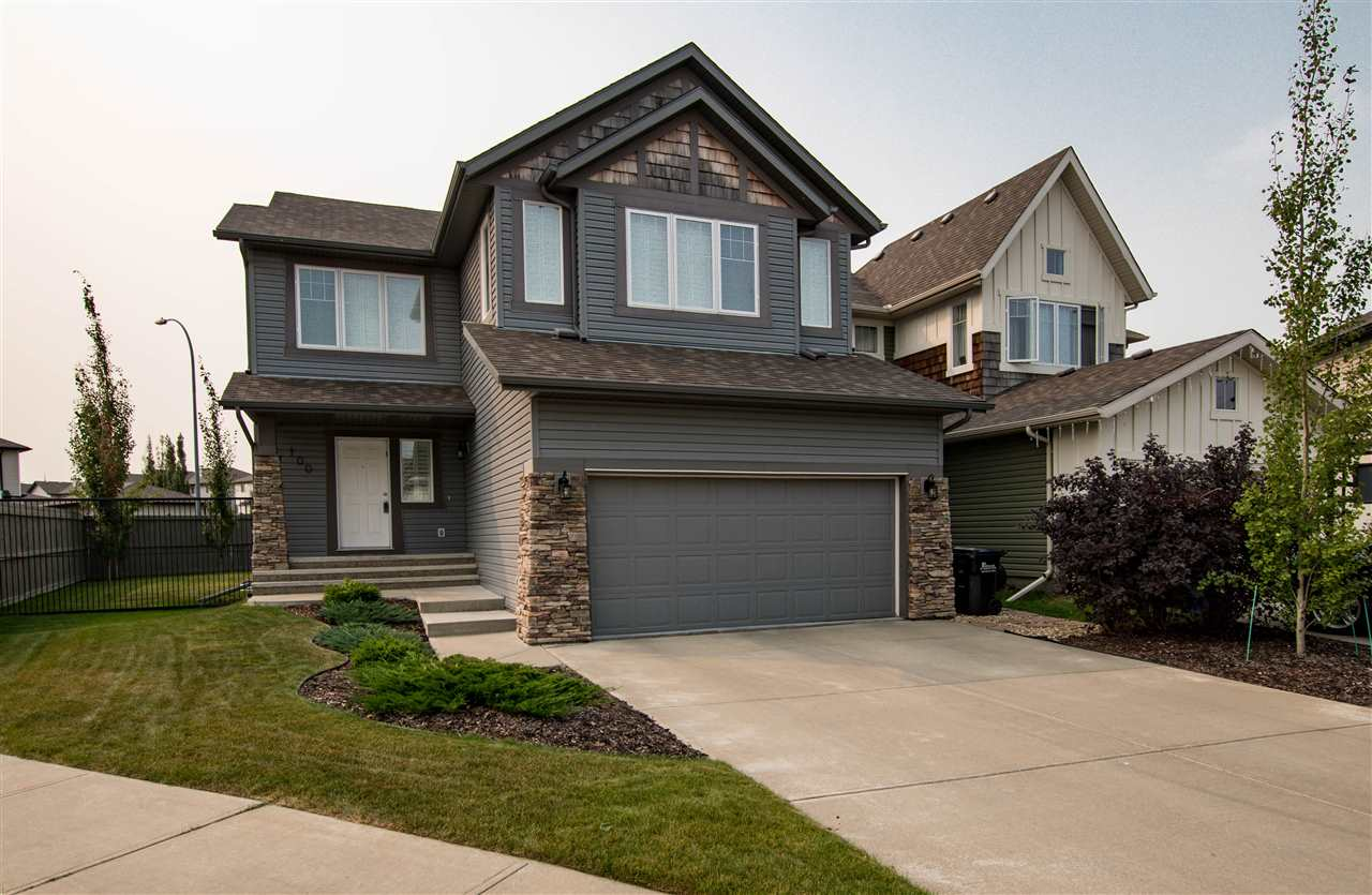 Main Photo: 100 CAMPBELL Drive: Sherwood Park House for sale : MLS® # E4081276