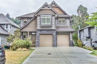"Main Photo: 2333 CAMERON Crescent in Abbotsford: Abbotsford East House for sale in ""DEERWOOD ESTATES"" : MLS® # R2205789"