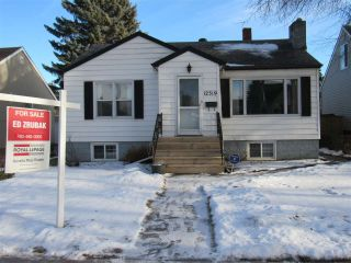 Main Photo: 12319 104 Street in Edmonton: Zone 08 House for sale : MLS® # E4086198