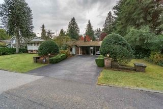 Main Photo: 490 GORDON Avenue in West Vancouver: Cedardale House for sale : MLS® # R2222550