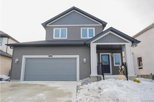 Main Photo: 18 Coneflower Crescent in Winnipeg: Sage Creek Residential for sale (2K)  : MLS®# 1806118