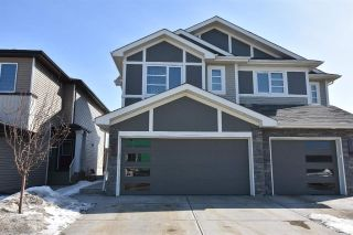 Main Photo: 2578 CASEY Way SW in Edmonton: Zone 55 House Half Duplex for sale : MLS®# E4102798