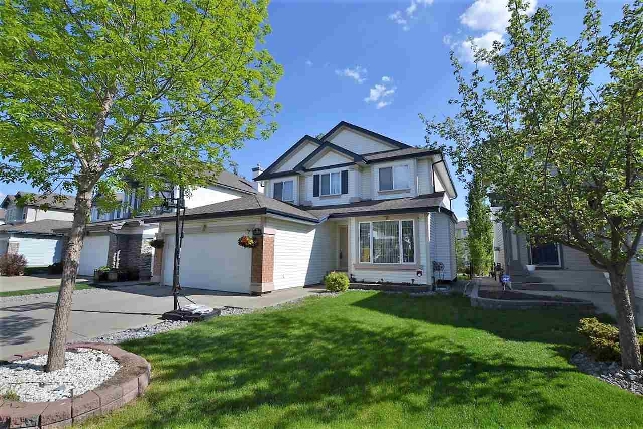 Main Photo: 1150 RUTHERFORD Close in Edmonton: Zone 55 House for sale : MLS®# E4112403