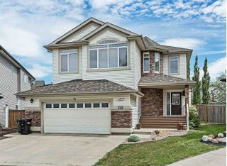 Main Photo: 377 Cowan Crescent: Sherwood Park House for sale : MLS®# E4120925