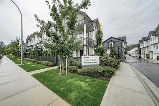 "Main Photo: 3 7665 209 Street in Langley: Willoughby Heights Townhouse for sale in ""ARCHSTONE - YORKSON"" : MLS®# R2310821"