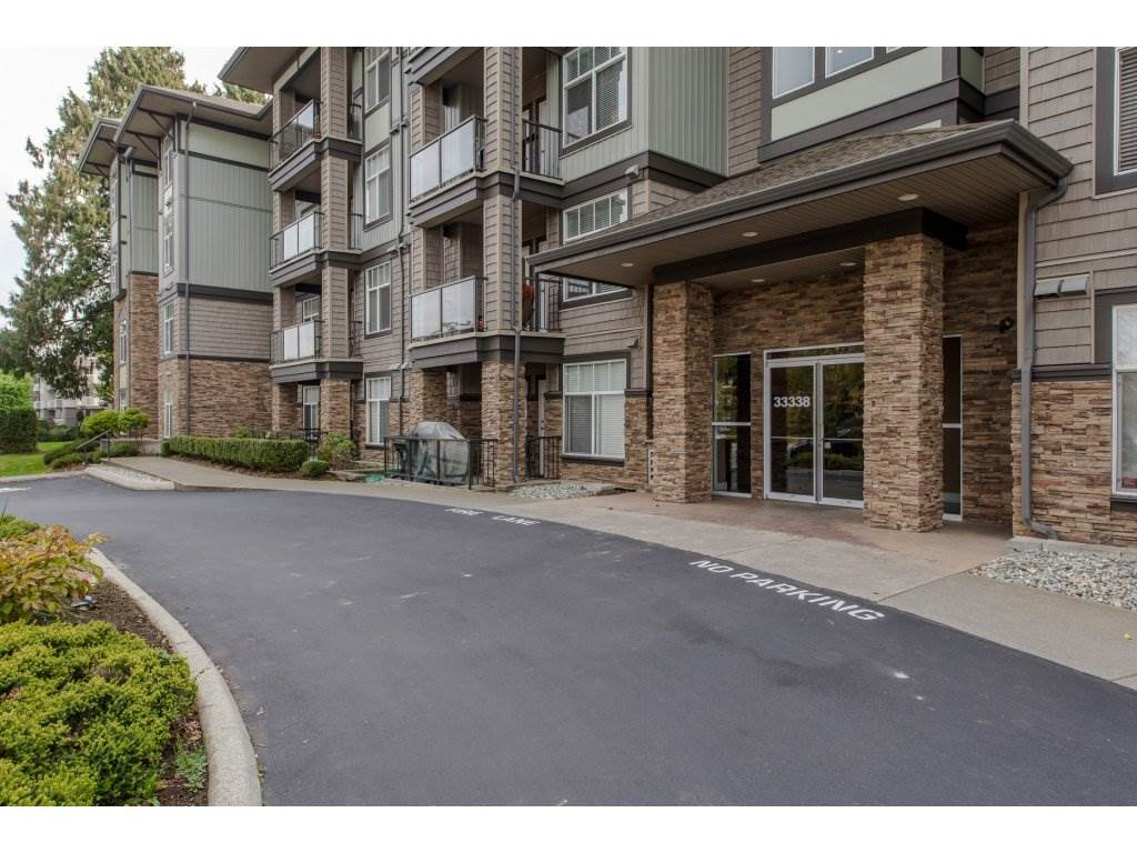 "Main Photo: 201 33338 MAYFAIR Avenue in Abbotsford: Central Abbotsford Condo for sale in ""The Sterling"" : MLS®# R2312861"