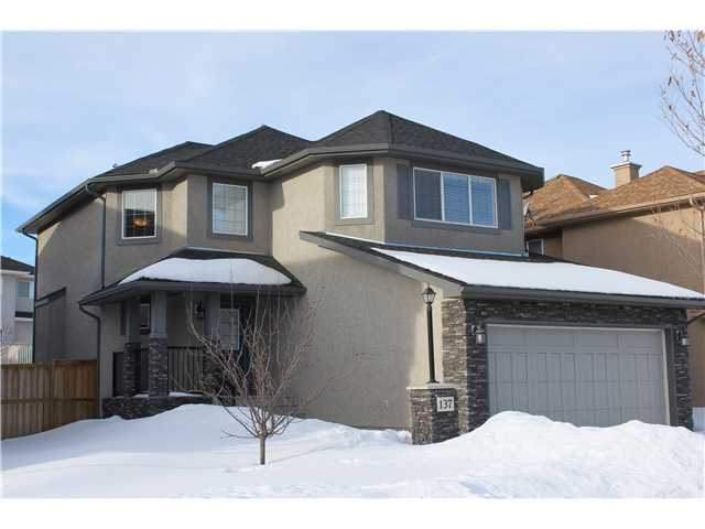 Main Photo: 137 CIMARRON Drive: Okotoks Residential Detached Single Family for sale : MLS(r) # C3597857