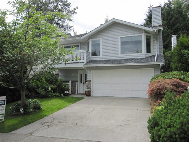 Main Photo: 22527 BRICKWOOD Close in Maple Ridge: East Central House for sale : MLS® # V1058947