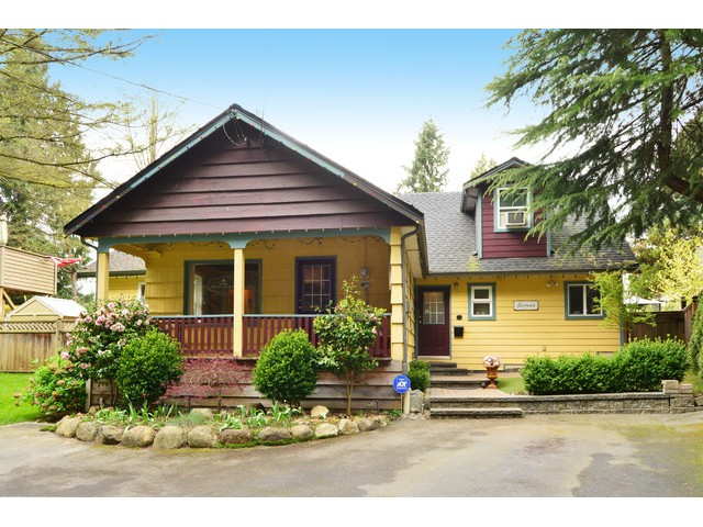 "Main Photo: 12355 NEW MCLELLAN Road in Surrey: Panorama Ridge House for sale in ""Panorama Ridge"" : MLS® # F1437155"