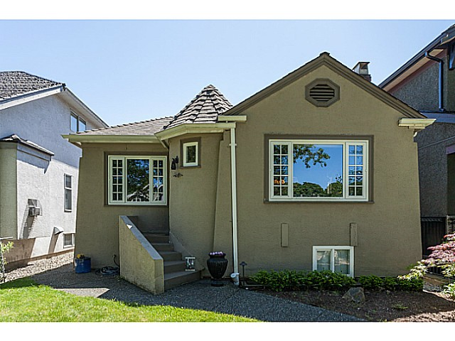 Main Photo: 40 W 22ND Avenue in Vancouver: Cambie House for sale (Vancouver West)  : MLS® # V1127558