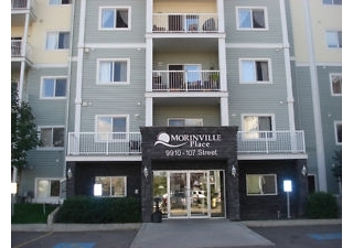Main Photo: 417 9910 107 Street: Morinville Condo for sale : MLS(r) # E4043965