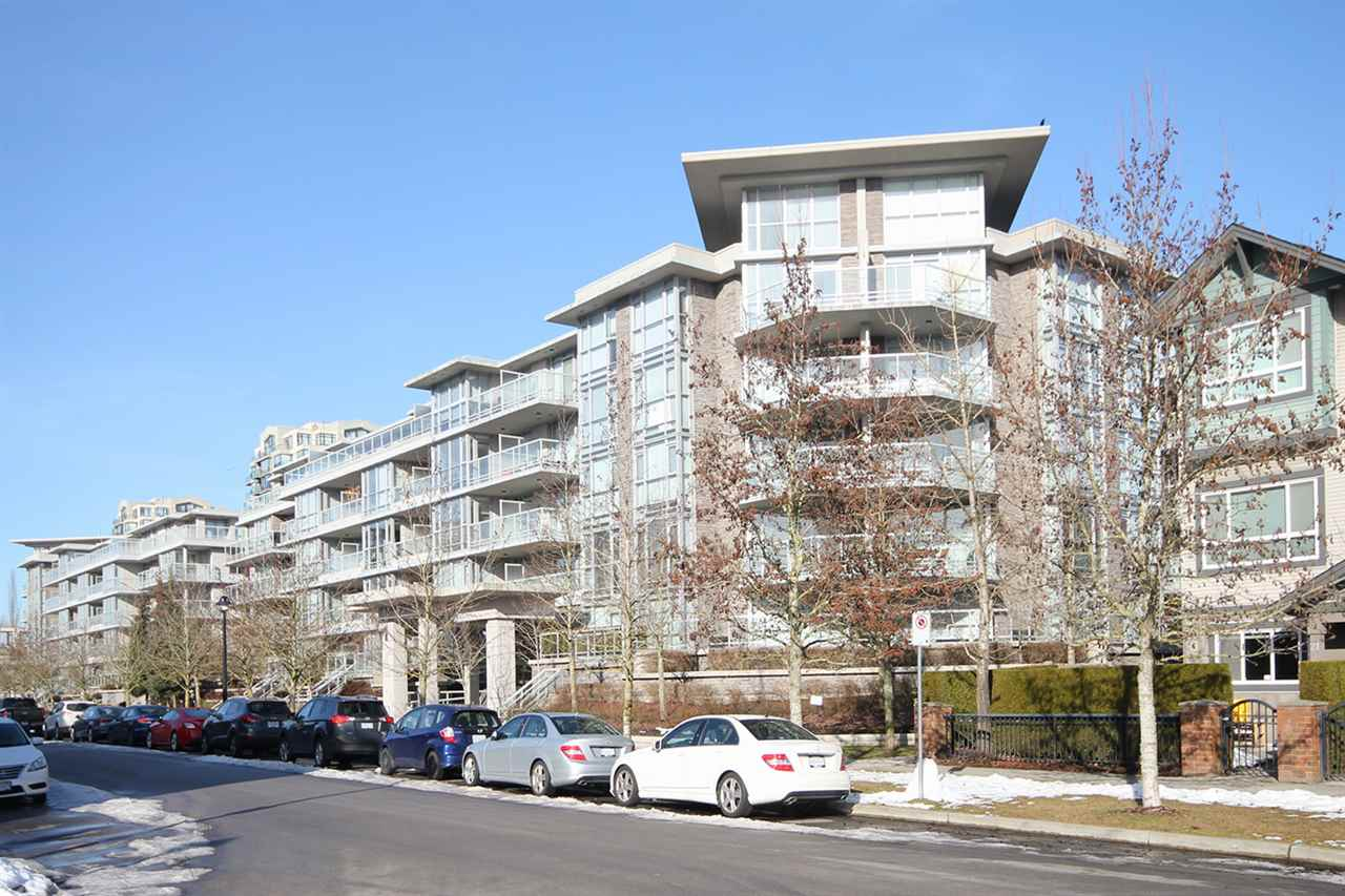 "Main Photo: 208 9373 HEMLOCK Drive in Richmond: McLennan North Condo for sale in ""MANDALAY"" : MLS® # R2138369"
