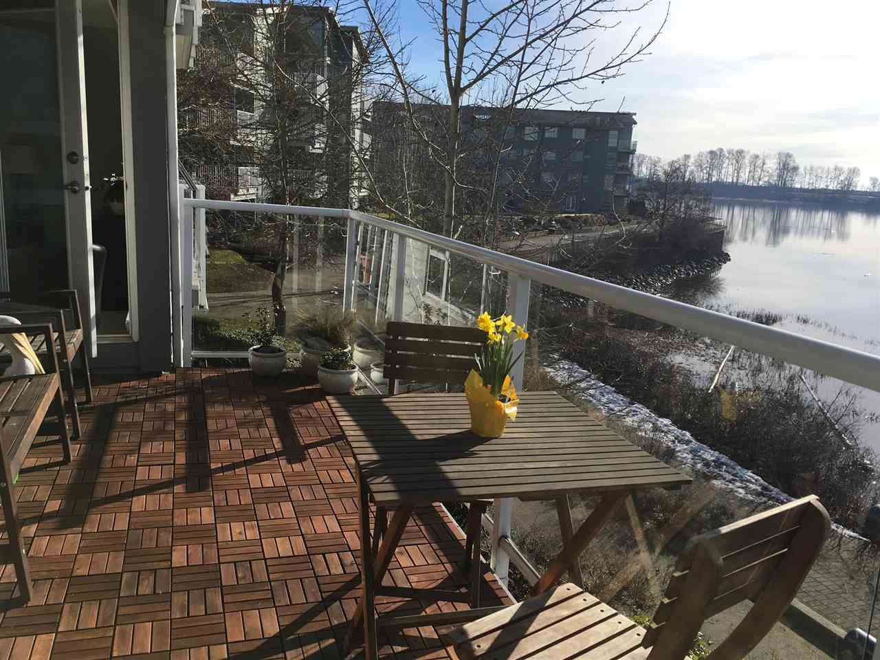 "Main Photo: 207 1880 E KENT AVENUE SOUTH Avenue in Vancouver: Fraserview VE Condo for sale in ""PILOT HOUSE"" (Vancouver East)  : MLS® # R2138486"