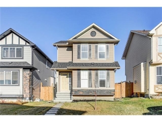 Main Photo: 8 CRANBERRY Lane SE in Calgary: Cranston House for sale : MLS(r) # C4099314
