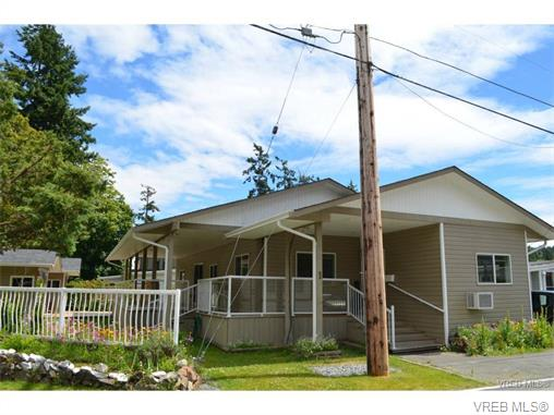 Main Photo: 1 2911 Sooke Lake Road in VICTORIA: La Goldstream Manu Double-Wide for sale (Langford)  : MLS® # 374883