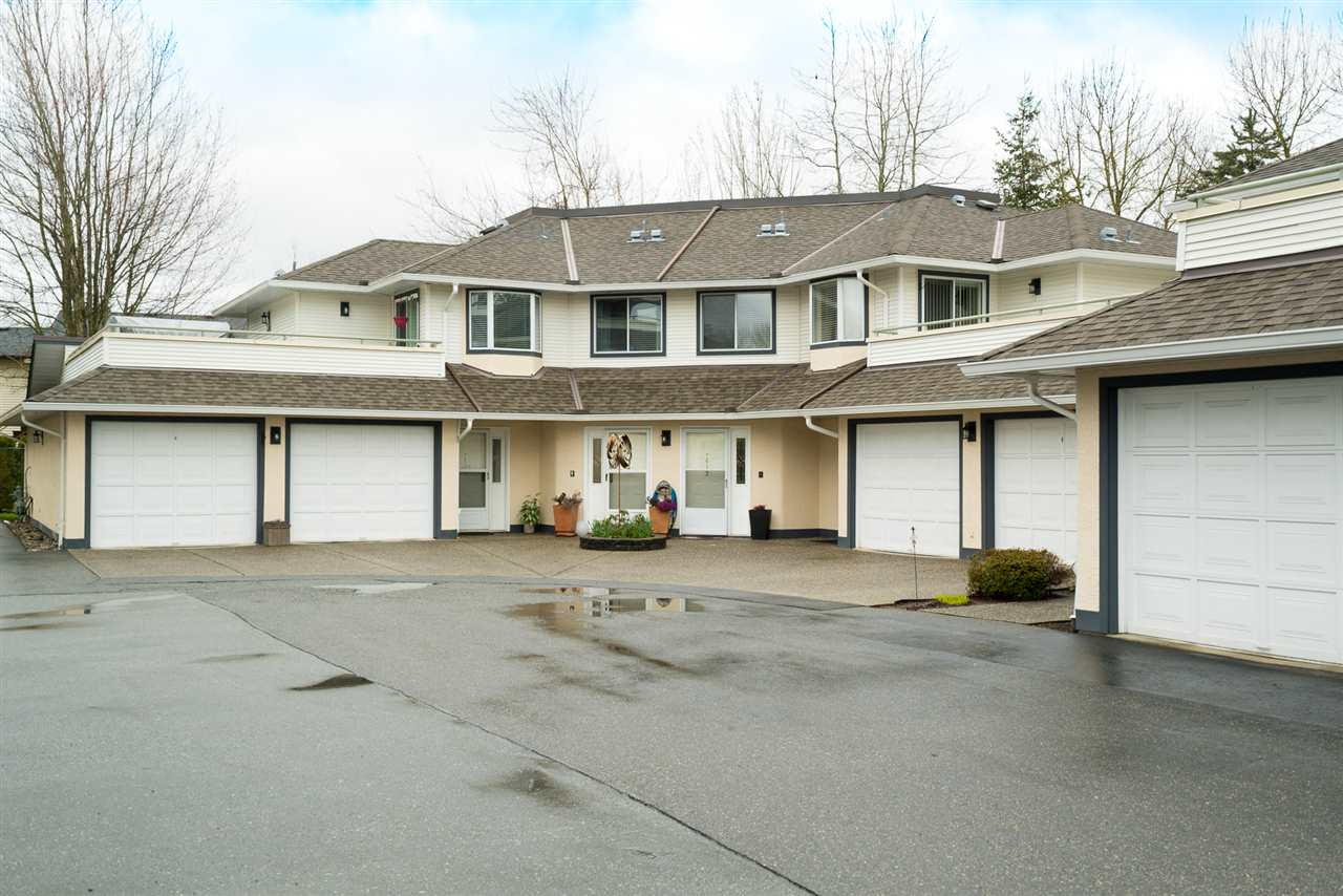 "Main Photo: 412 19645 64 Avenue in Langley: Willoughby Heights Townhouse for sale in ""Highgate Terrace"" : MLS®# R2146874"