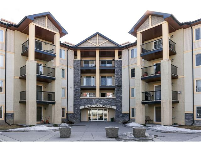 Main Photo: 1225 8810 ROYAL BIRCH Boulevard NW in Calgary: Royal Oak Condo for sale : MLS® # C4107306