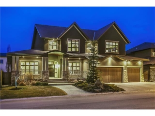 Main Photo: 7 WEXFORD Crescent SW in Calgary: West Springs House for sale : MLS®# C4109807