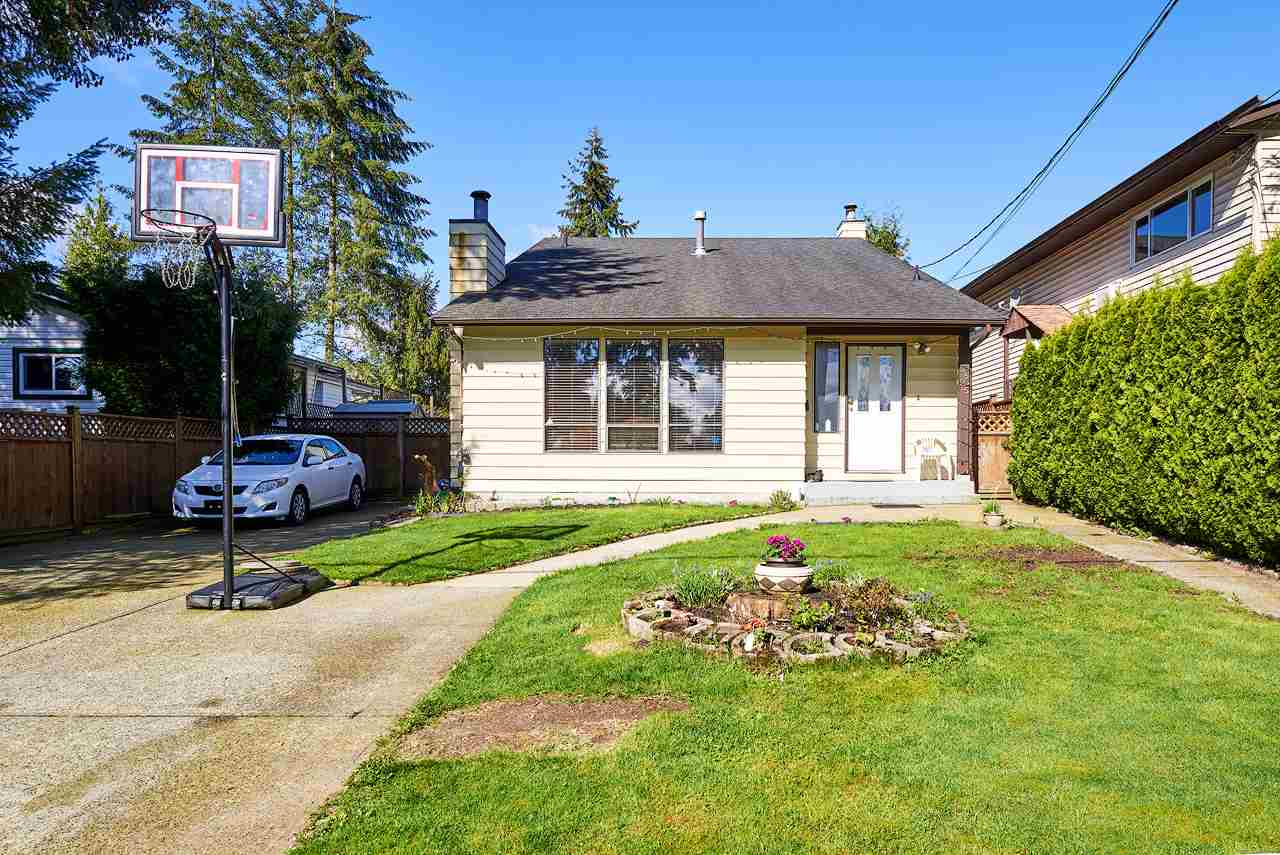 Main Photo: 3525 KENNEDY Street in Port Coquitlam: Glenwood PQ House for sale : MLS(r) # R2159589