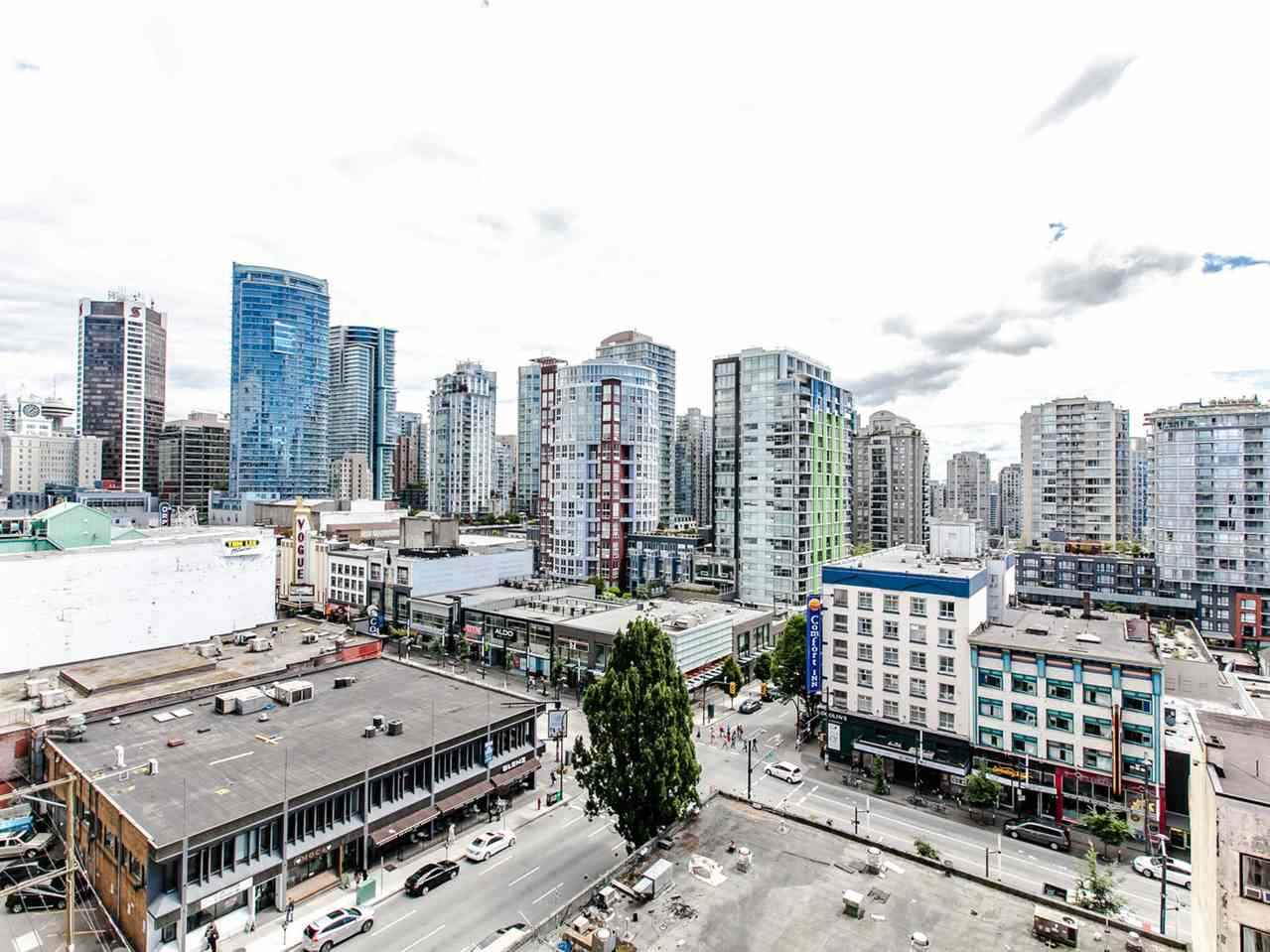 Main Photo: 807 1010 HOWE Street in Vancouver: Downtown VW Condo for sale (Vancouver West)  : MLS® # R2160002