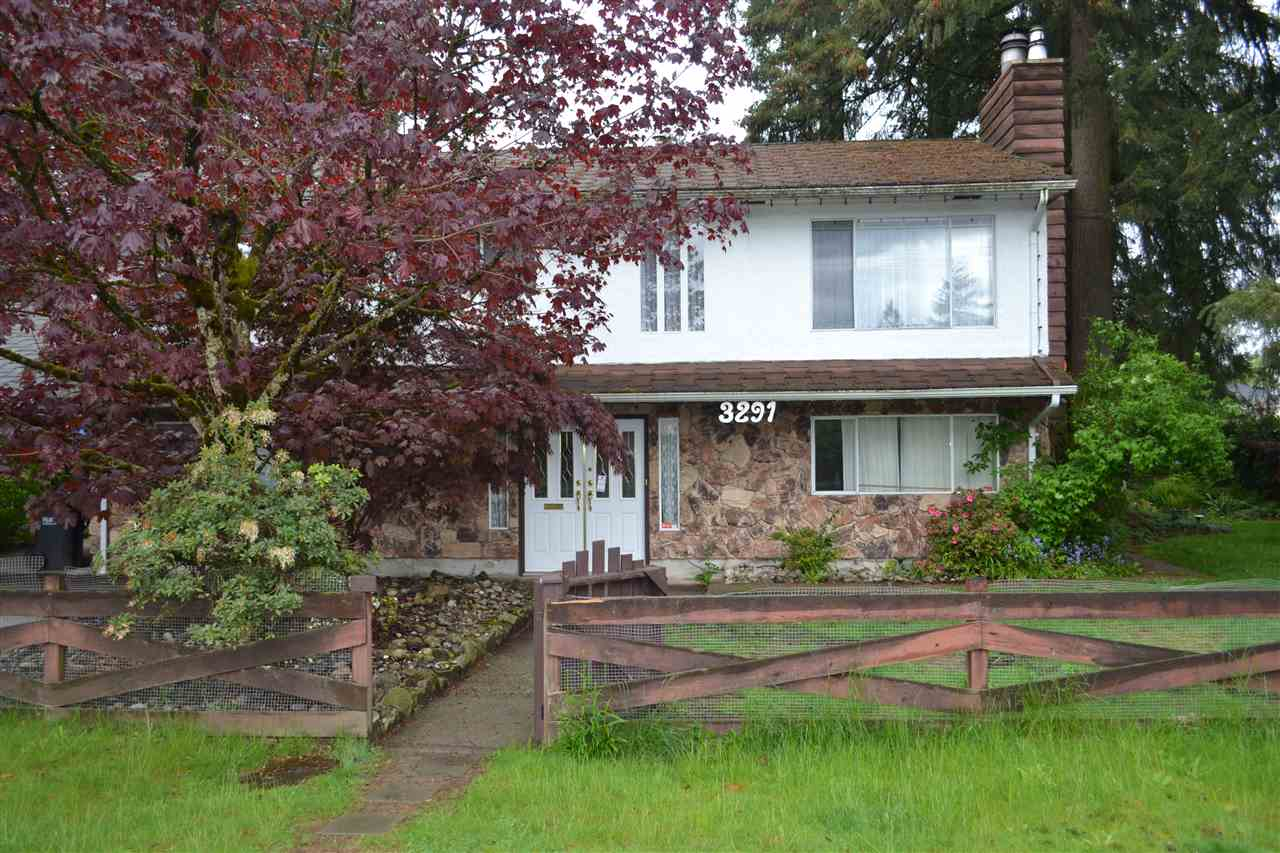 Main Photo: 3291 WELLINGTON Street in Port Coquitlam: Glenwood PQ House for sale : MLS(r) # R2164803