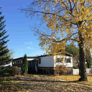 Main Photo: 43 Maple Ridge Drive in Edmonton: Zone 42 Mobile for sale : MLS(r) # E4065792