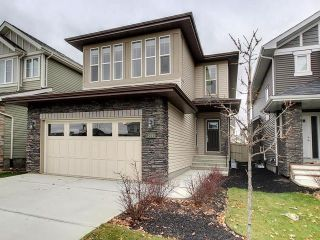 Main Photo: 15868 11 Avenue in Edmonton: Zone 56 House for sale : MLS® # E4068300