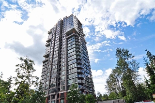 "Main Photo: 701 301 CAPILANO Road in Port Moody: Port Moody Centre Condo for sale in ""THE RESIDENCES"" : MLS(r) # R2178958"