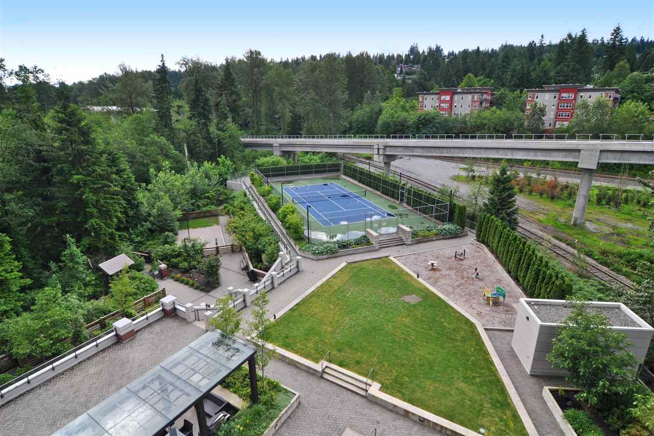 "Photo 14: 701 301 CAPILANO Road in Port Moody: Port Moody Centre Condo for sale in ""THE RESIDENCES"" : MLS(r) # R2178958"