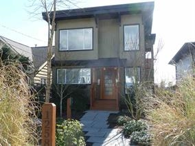 Main Photo: 1258 DUCHESS Avenue in West Vancouver: Ambleside House for sale : MLS®# R2183379