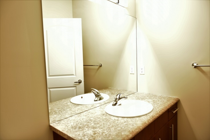 |Basement Bath Vanity